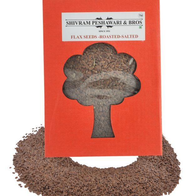 Roasted Flax Seeds 3